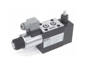 Open Loop 2/3 Way Solenoid Valve - 24VDC XQP3.C.3.H.D.G.P1.00.2