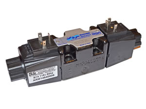 115vac Double Solenoid Valve - Spool Type 03 - AD3E03CJ003