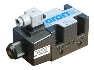 Cetop 5 - Single Solenoid Valve 230vac AD5E02EY002