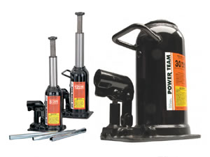 9008A Bottle Jack - 8ton 121mm stroke