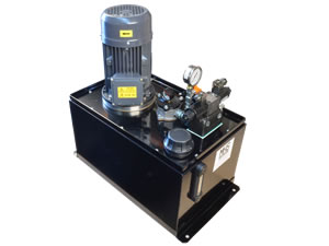 D09 45L 6 HP Diesel Hydraulic Power Unit
