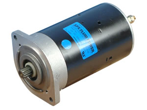 Modular Hydraulic Systems Ltd 24v Dc Electric Motor 500